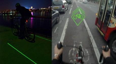 Bicikl i laseri
